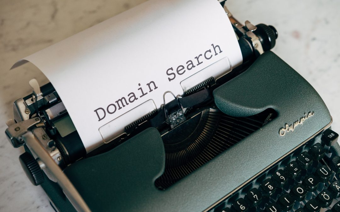 Picking a Great Domain Name